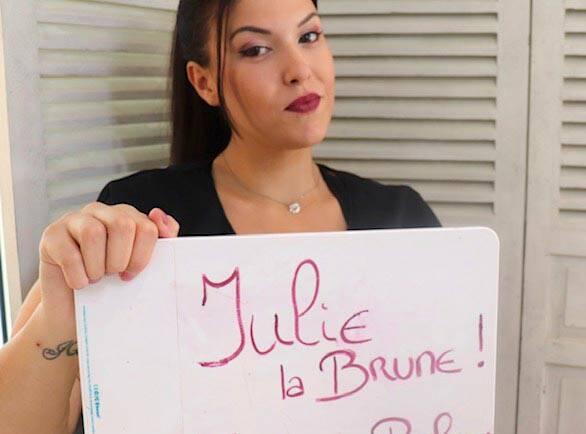 Julie D. - Employée