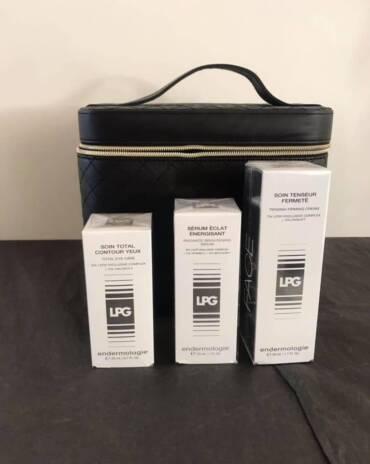 Vanity LGP offert pour l'achat de 3 produits