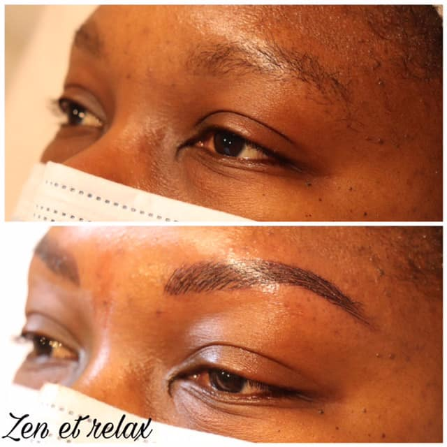 Maquillage Permanent - Institut Zen et Relax